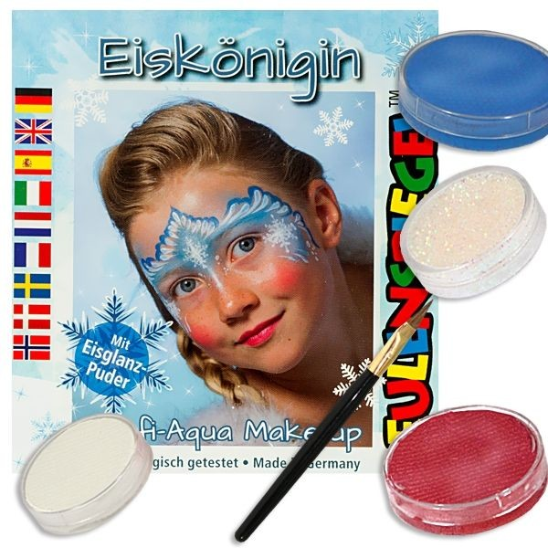 Motiv-Set Eiskönigin